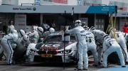 Hockenheim (DE) 04th May 2014. BMW Motorsport, Marco Wittmann (DE) Ice-Watch BMW M4 DTM,top BMW Team RMG. This image is copyright free for editorial use © BMW AG (05/2014).