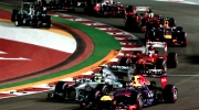 SINGAPORE - SEPTEMBER 22: during the Singapore Formula One Grand Prix at Marina Bay Street Circuit on September 22, 2013 in Singapore, Singapore.
