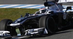 F1 Testing Jerez Day 3