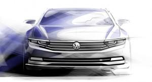 Der neue Volkswagen Passat  Generation 8