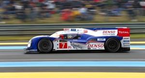 Toyota #7 Le Mans
