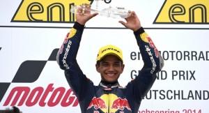 MOTORSPORT - Rookies Cup, GP of Germany