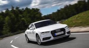 La nueva gama Audi A7 Sportback para el mercado español
