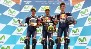 MOTORSPORT - Rookies Cup 2014, GP Aragon