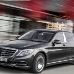 Mercedes Maybach Clase S