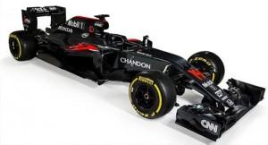 McLarenMP4-31